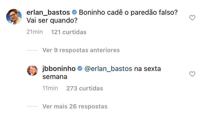 #BBB21: Boninho anuncia oficialmente paredão falso para esta edição do Big Brother; saiba detalhes