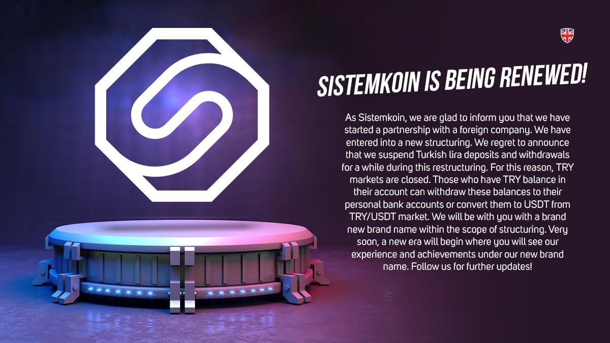 Sistemkoin (@Sistemkoin)