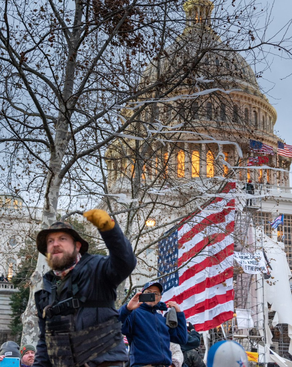 UPDATED PHOTO: The #FBI is still seeking information from the public about people who were involved in the riots at the U.S. Capitol on Jan. 6, including #161. Call 1-800-CALL-FBI (225-5324) or visit tips.fbi.gov to submit a tip. fbi.gov/wanted/capitol…