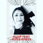 "Image for the Tweet beginning: ""Sleep is my Superpower"" thanks"