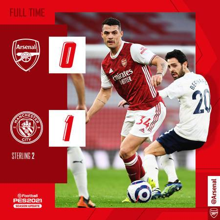 Arduous task indeed, especially against a steroid club like City. You will always be second best against a team with such a huge spending power and able to buy and pay the best players.  We did good to keep it down so that is the positive that I will take from the match.  #COYG