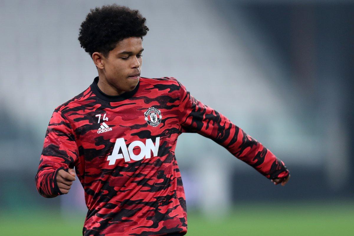 Meet Shola Shoretire: Man Utd's 17-year-old on bench vs Newcastle was born on Tyneside https://t.co/Ut8a3qeuOq https://t.co/FVT4ZS7UvY