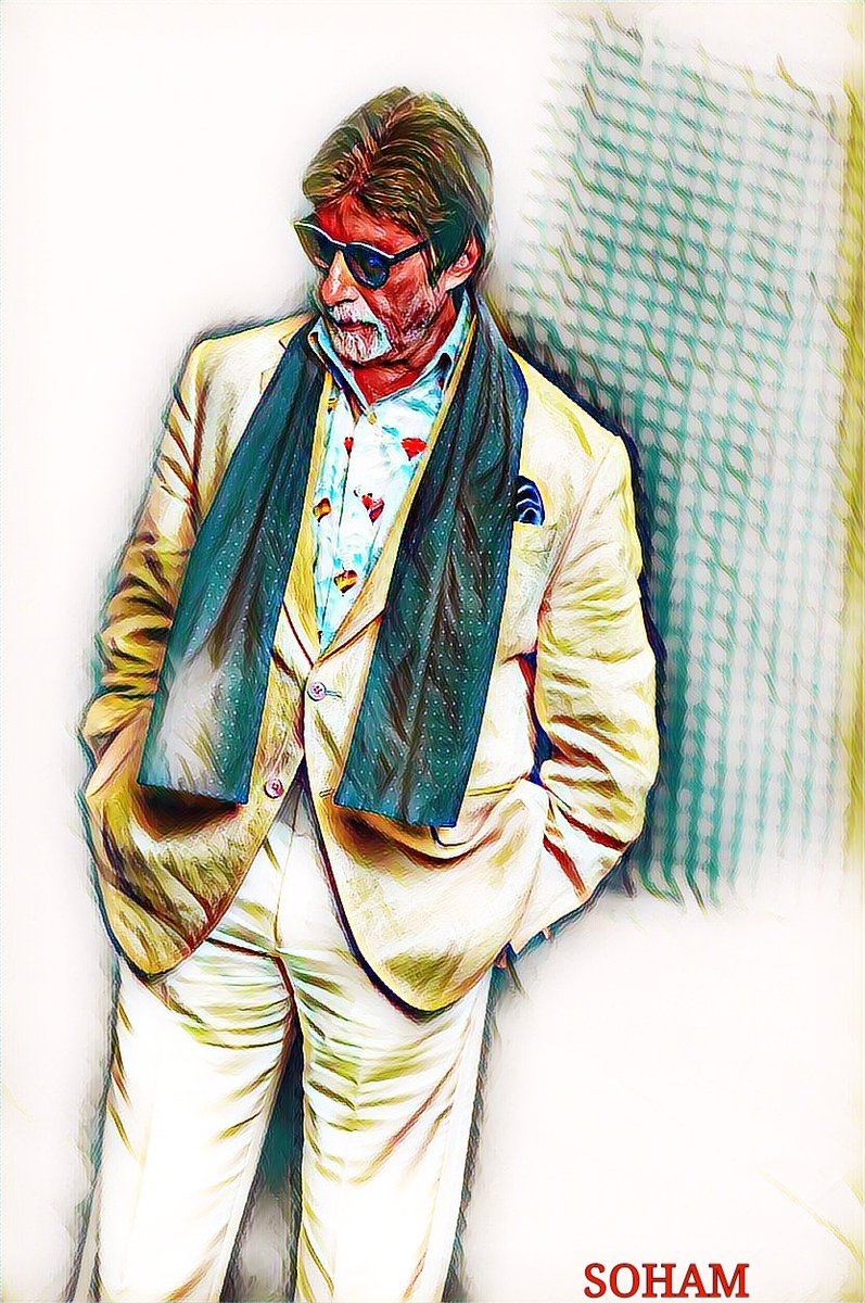 @SrBachchan Love you sir ❤️