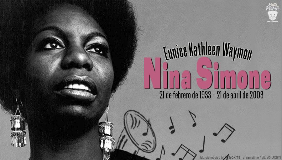 @UNAM_MX's photo on Nina Simone