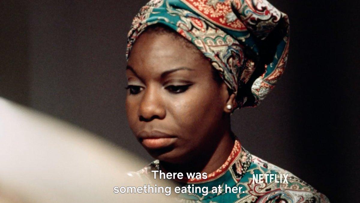 @netflix's photo on Nina Simone