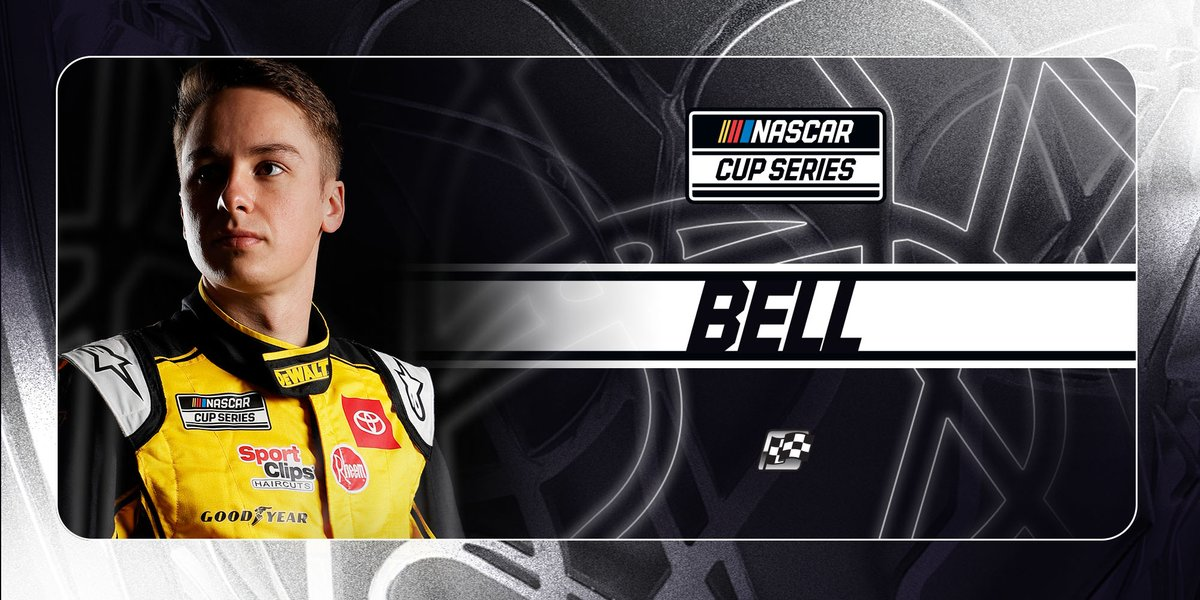 CHECKERED FLAG: @CBELLRACING MAKES IT THROUGH THE MADNESS AND WINS HIS FIRST NASCAR CUP SERIES RACE!