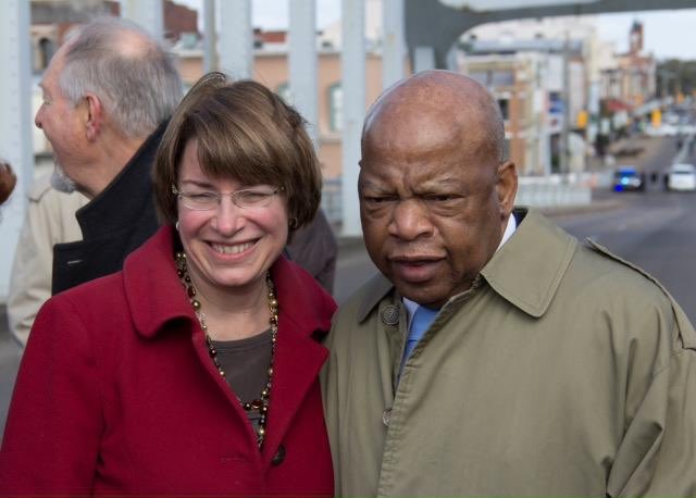 Today would have been John Lewis' 81st birthday. We miss you every day, and we will fight to pass the John Lewis Voting Rights Act in your honor.
