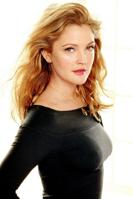 Happy 46th Birthday Shout Out to Drew Barrymore.