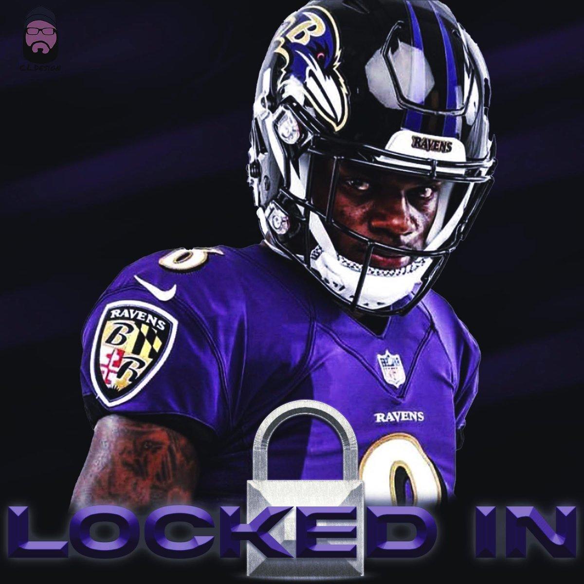 @Lj_era8 is 🔐 in for the upcoming season @Ravens   #ravens #ravensflock #ravensnation #ravensfootball #nfl #nflplayoffs #nflfootball #lamarjackson #lamarjackson8 #photoshop #graphicdesign #sportsdesign #sportsdesigner