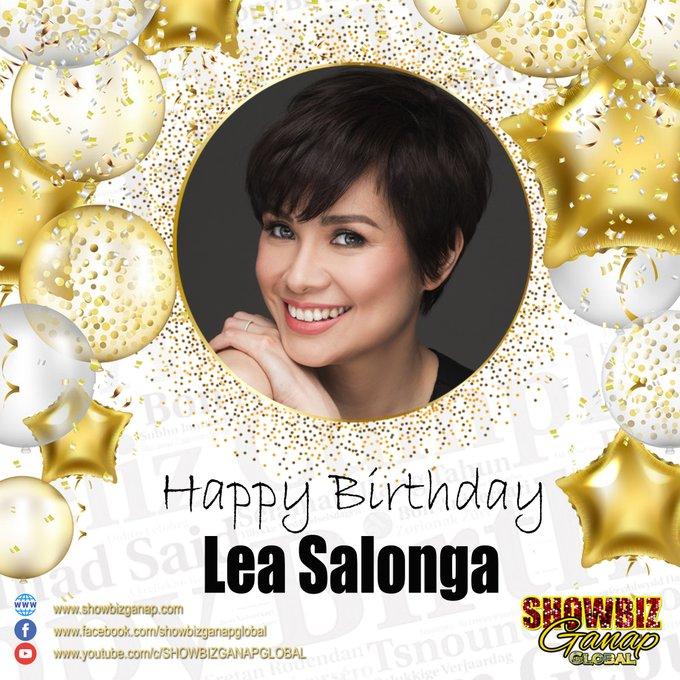 Happy Birthday to our very own Miss Saigon  Ms. Lea Salonga