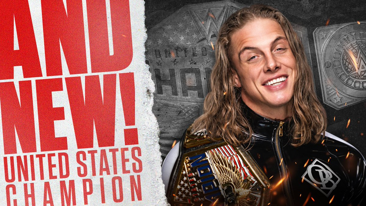 Riddle Wins The US Title at Elimination Chamber