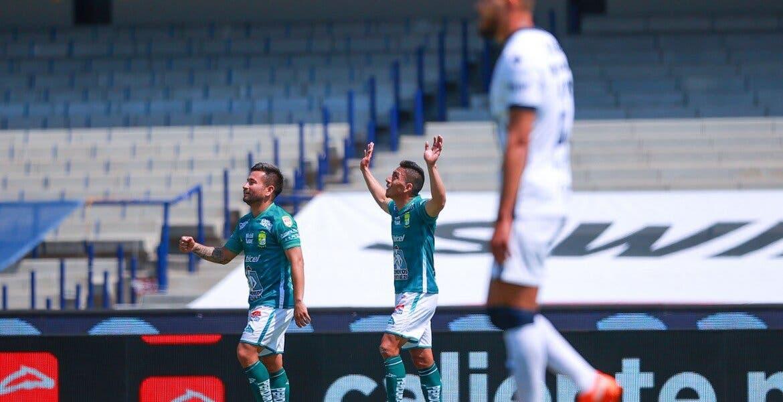 Pumas contra León, pudo más la garra esmeralda: 1-0 a los de la UNAM https://t.co/hiJXIe5AMw https://t.co/7arsroMoSW