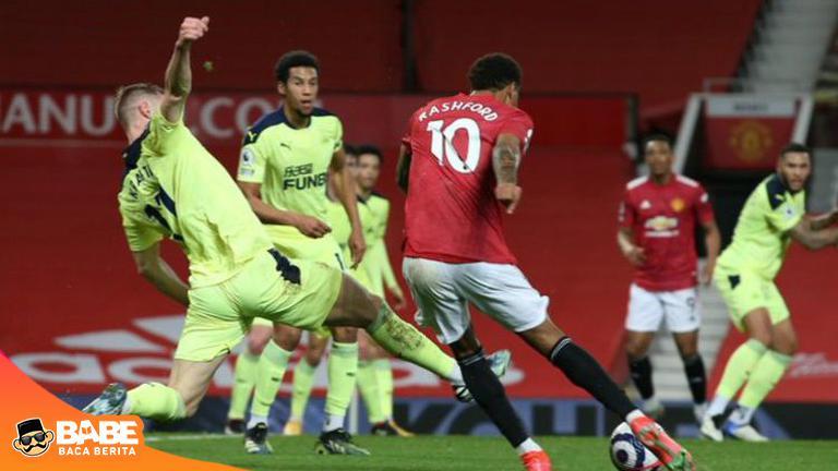 Hasil Liga Inggris Man United vs Newcastle: Setan Merah Menang Nyaman #ManchesterUnitedFC #NewcastleUnitedFC #BritaniaRaya #LeicesterCityFC #ManchesterCityFC https://t.co/dtbQYytYd8 https://t.co/QgygY3scTV