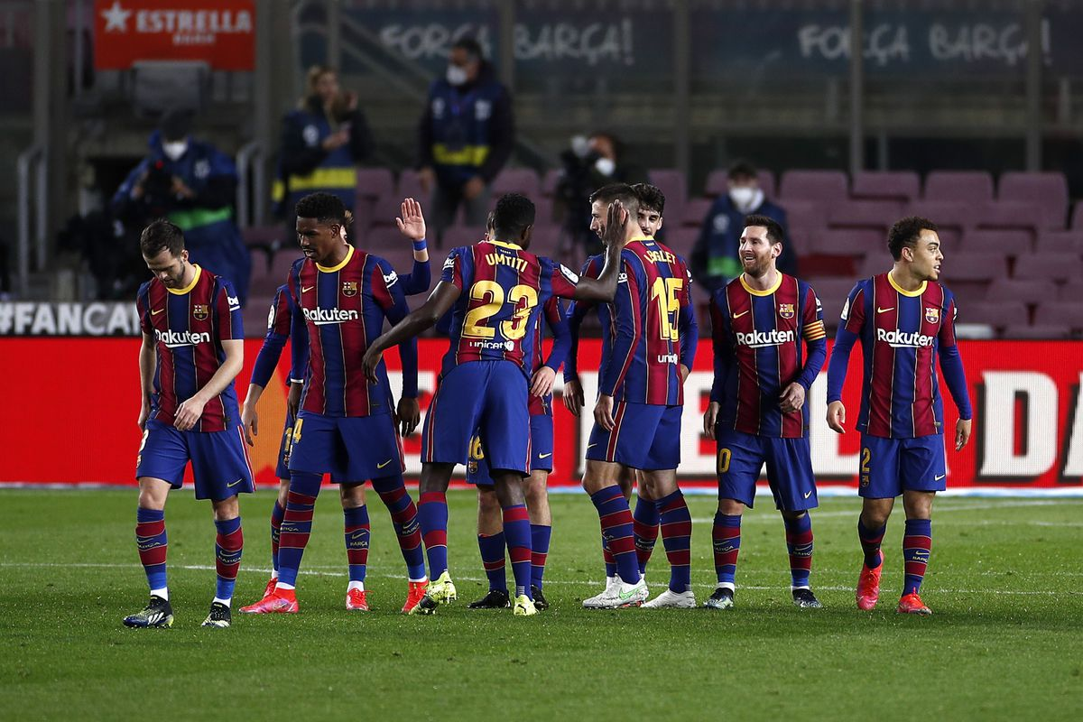 Barcelona Belum Mau Menyerah Soal Gelar La Liga - Berita Bola  #LigaSpanyol #Barcelona #Cadiz #GerardPique
