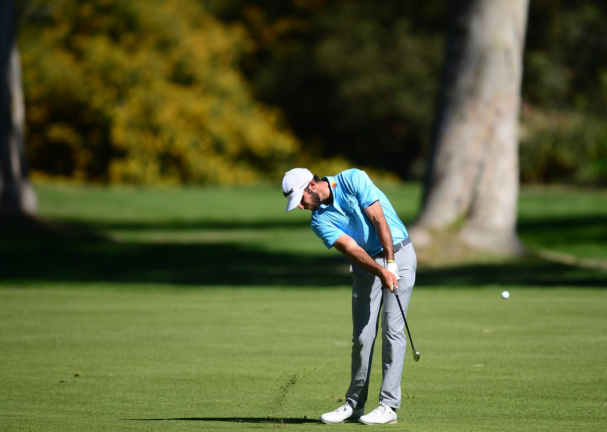 Tony Finau missed a par putt from just inside 10 feet on the par-3 14th at Riviera Country Club to give Max Homa his second career crown on the #PGATour. | @IOLsport   👉🔗https://t.co/nFvVuA8Z2X https://t.co/iERJaz577u
