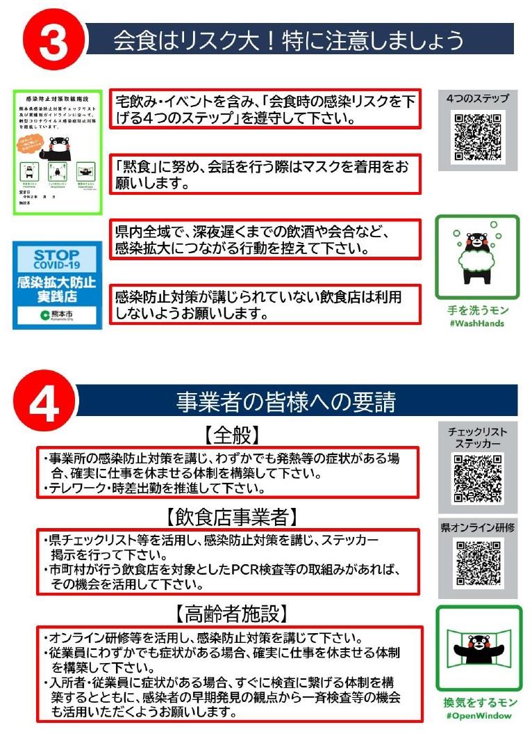 宣言 熊本 いつまで 事態 緊急