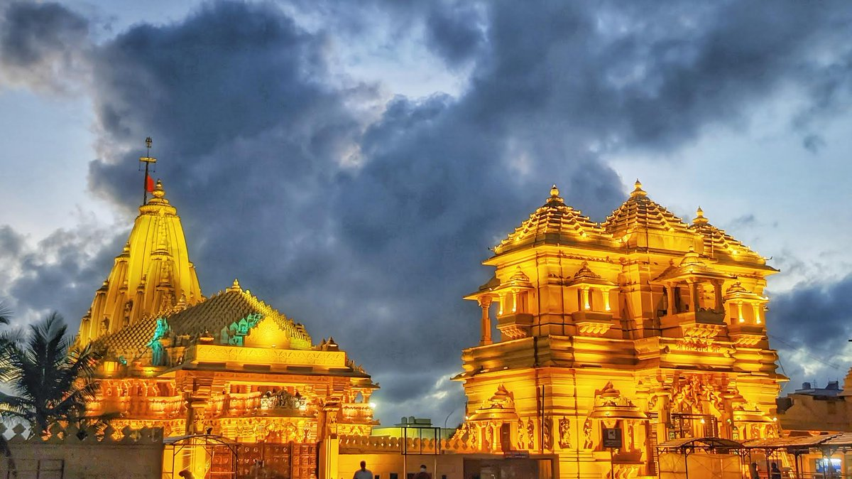 Somnath Mandir to remain open for 42 hours continuously on MahaShivratri