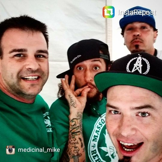 #tbt with @BabyBash and @paulwallbaby in #boston