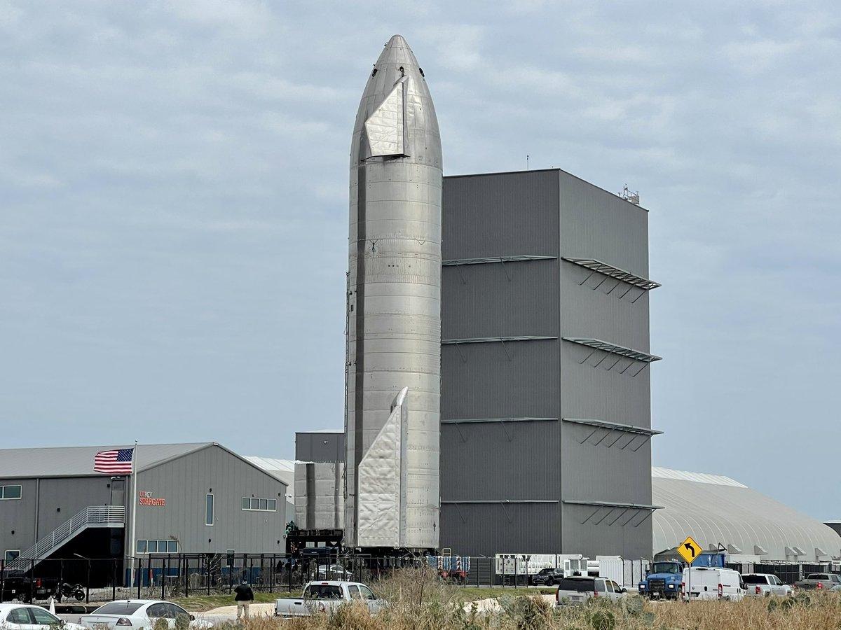Ev Fq vWQAIfpIc?format=jpg&name=medium - Boca Chica (SpaceX)