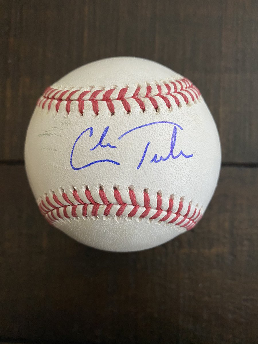 Pay it forward Giveaway Alert update! Today is the last day to enter to win this Pittsburgh Pirates Cole Tucker autographed MLB baseball. To enter follow me and retweet. Winner announced tonight. @Pirates  #Giveaways #Pirates #MLB #ColeTucker #baseball #BeKind #Payitforward