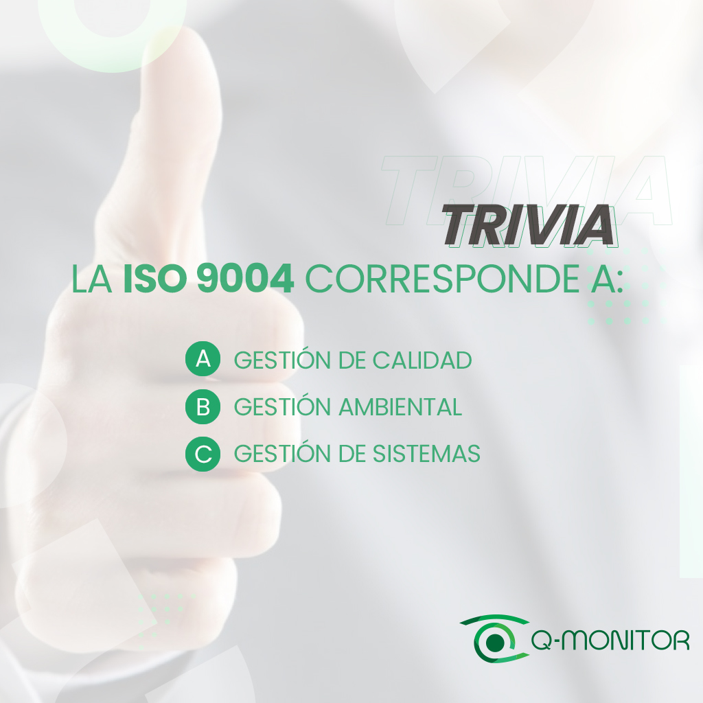 ¡A ejercitar la mente con #QMonitor!  🧠💪| ¿Eres capaz de adivinar la respuesta?  Escribe la correcta.  #servicio #Monitoreo #MonitoreoDigital #Normas #NormasTécnicas #Estándares #Trivia #Pregunta #Quizz