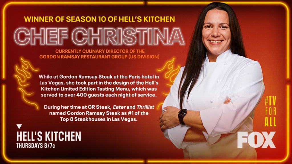 Christina Wilson Chefchristinaw Twitter