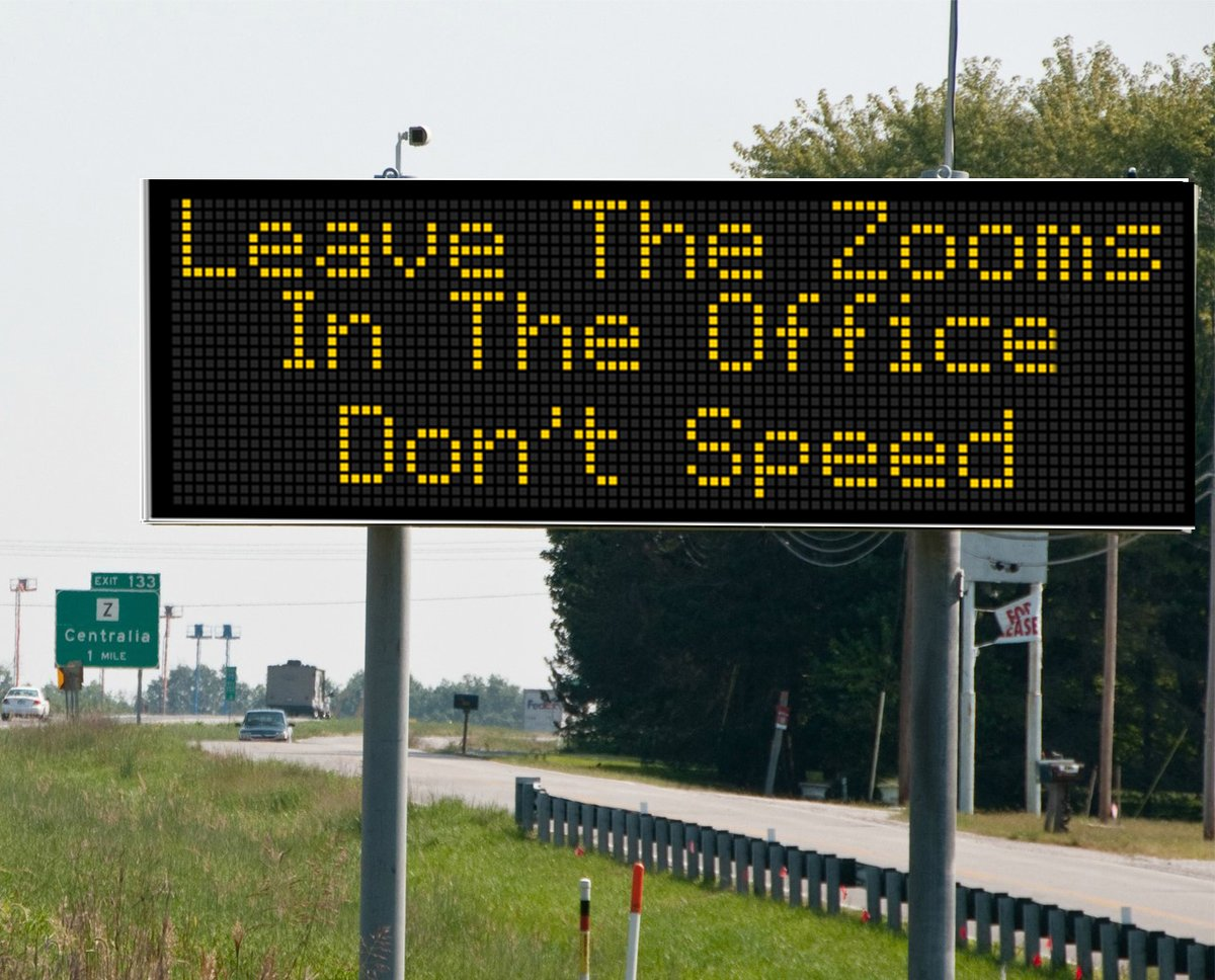 Image posted in Tweet made by MoDOT on March 8, 2021, 5:05 pm UTC