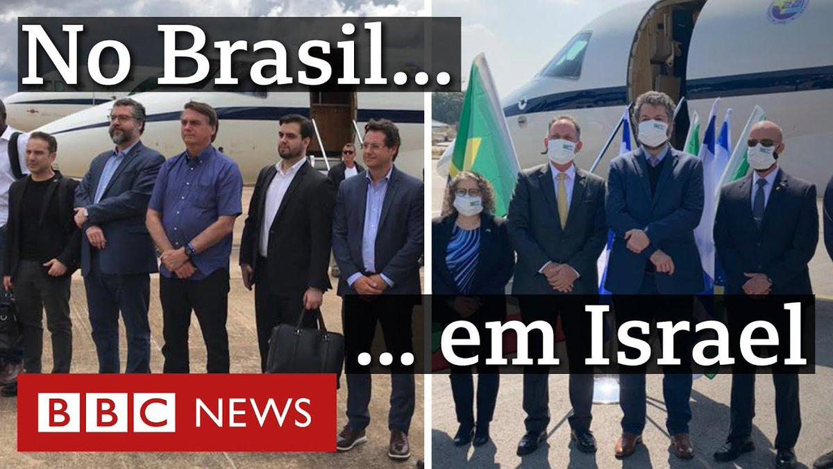 Sem máscaras no Brasil, com máscaras em Israel: em viagem para conhecer spray anticovid ainda em estudo e a estratégia de vacinação do país, a comitiva enviada pelo governo brasileiro chamou a atenção pela diferença no comportamento. Veja no vídeo. #BBCCurtas