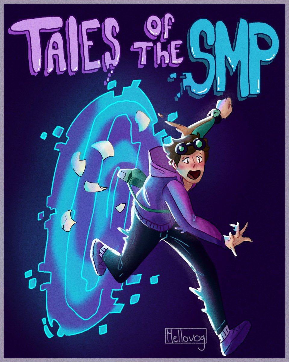 Tales of the SMP fanart!!!!! WE ARE ACTUALLY POPPIN' OFF  - #talesoftheSMPart #talesoftheSMP #karljacobsfanart #dsmp #talesoftheSMPfanart
