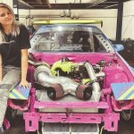 """🏁 """"Being the first woman to ever lead laps and do well in a global rallycross series was huge for me. Proving myself against some of the best drivers was really motivating."""" @ColleteDavis #internationalwomensday  👉 https://t.co/UCMNIz6fj4"""