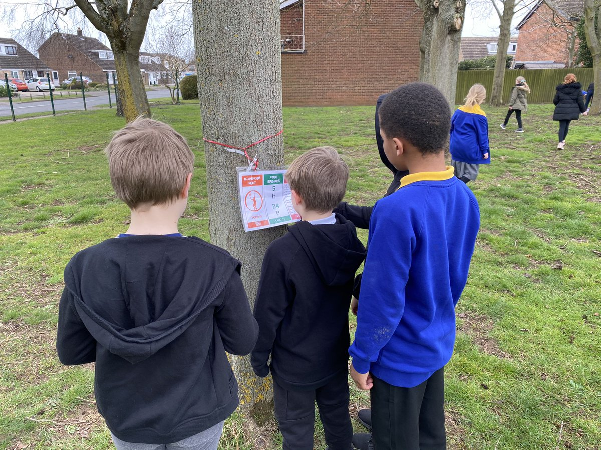 RT @Whitehills_PE: Year 4 celebrated their return to school by completing the Virtual School Games Orienteering challenges set by @Nsport and @NorthamptonSSP based around #IWD2021 During the challenge, they learned about inspirational British sportswomen whilst also reconnecting with their friends.