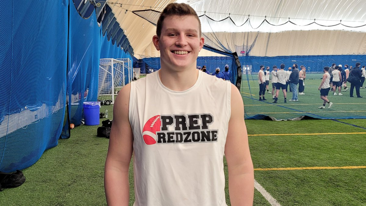 """I spoke with @TMBpantherFB head coach Jason Kainz to learn more about the #Gophers newest commit in @TonyNelsonTMB.   He knows a player like Tony doesn't come around Tracy too often.   """"He's easy to coach and willing to bust his butt to better his team.""""  https://t.co/zNGVA5EeR8 https://t.co/yxKqY3EhQ7"""