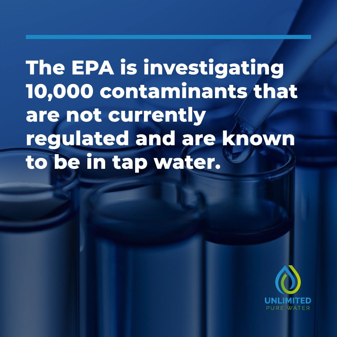 If you feel alarmed after reading this, we don't blame you... Give yourself the peace of mind knowing you are only drinking pure and clean water with Unlimited Pure Water! #cleanwater #mondaymotivation #didyouknow #purewater #EPA