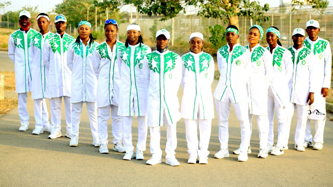 All the best to Team Nigeria Cyclists to the African Road Race and Track Championship in Egypt.   The tournament will kick-off from 10-14 March, 2021.   #cycling #cyclists