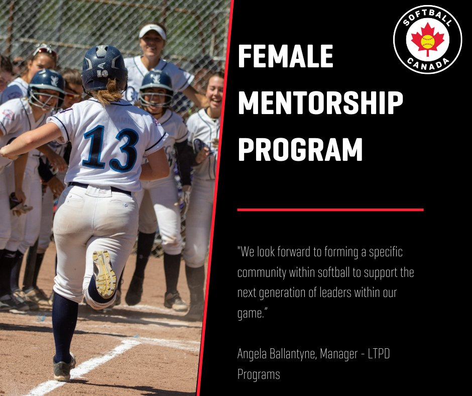 We are thrilled to announce the launch of our inaugural Female Mentorship Program on International Women's Day 2021! Details at  #IWD21