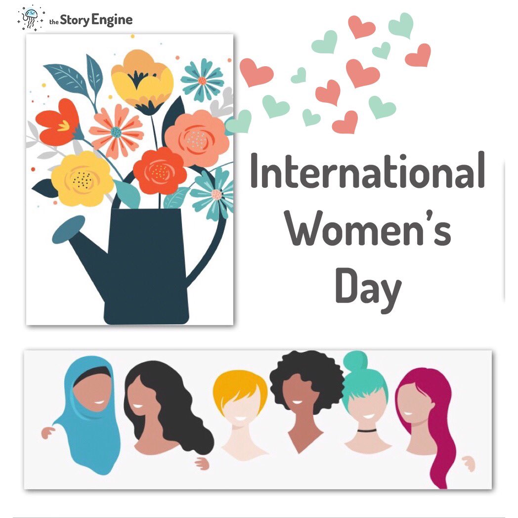 Let's show appreciation and throw the spotlight on all the extraordinary mums, grandmas, sisters, aunties, teachers and all the other incredible women in our lives! Come to  and write me a story about one lady who inspires you! #IWD21 #writers #author