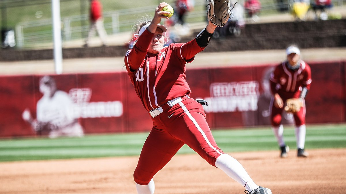 RECAP | Alabama Softball Takes Two in Saturday Doubleheader against Northern Iowa 📰: bit.ly/2OrZn5p #Team25 #RollTide