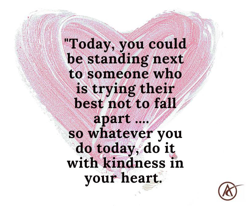 You don't know what it takes for some people to just get up in the morning.  Kindness doesn't kill Smiling doesn't cost  Empathy keeps the world turning   #ThinkBigSundayWithMarsha  #MentalHealthAwareness  #AnxietyMakesMe  #love #inspirational