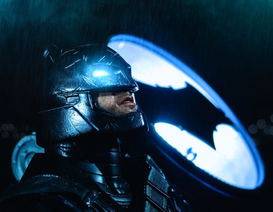 RT @GeorgeSeia: Ben Affleck is the best BATMAN ever. Period!  #BATFLECK FOREVER  #SnyderCut https://t.co/oi5IPkcBUP