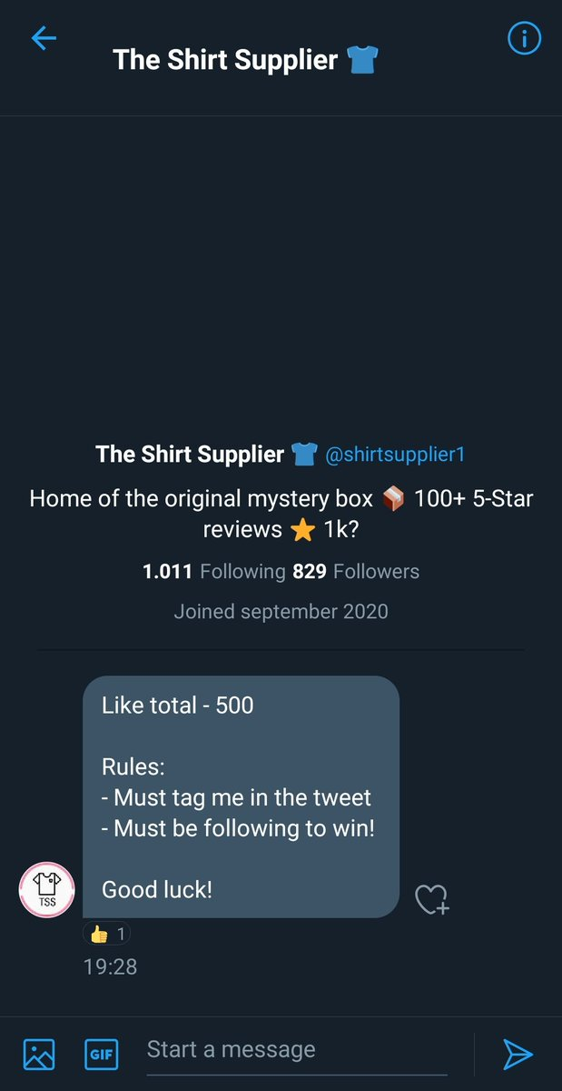 Guys this is a huge ask but lets try it. I need to get to 500 likes somehow so any help would awesome. Its going to be very tough but lets try! @shirtsupplier1  RTs appreciated https://t.co/EQhdXbQwxV