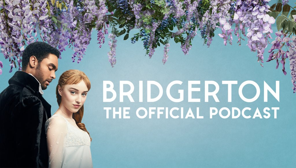 You will burn for this podcast. The official #Bridgerton podcast is here.