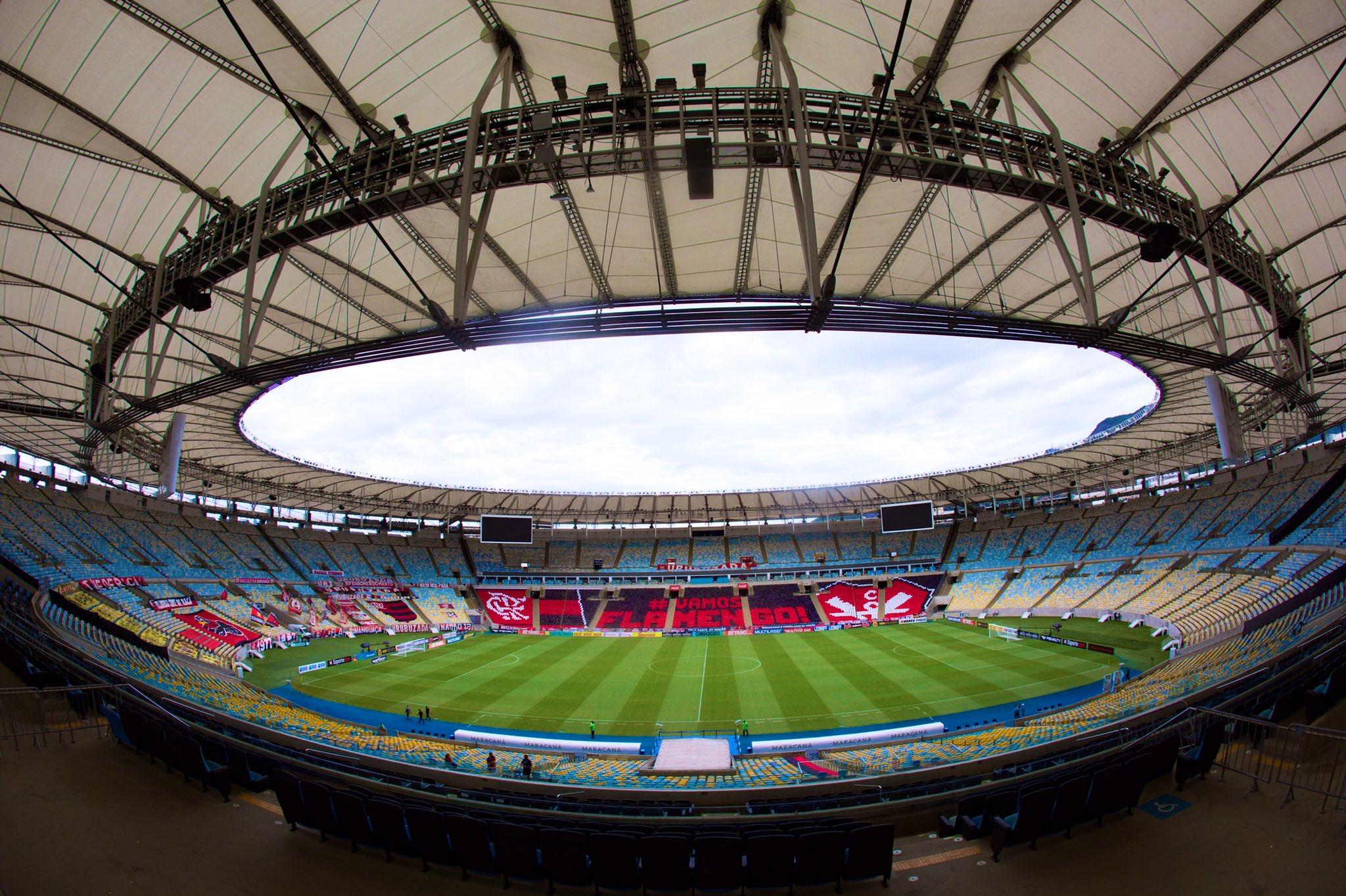 O Flamengo está escalado para o confronto com Macaé, veja aqui os titulares do Mengão