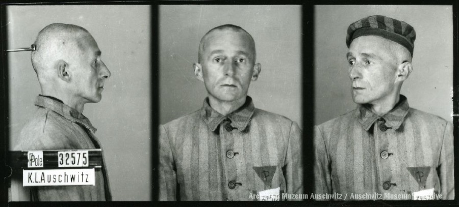 7 March 1901 | A Pole, Tadeusz Waligórski, was born in Dąbrowa Górnicza. An accountant.   In #Auschwitz from 24 April 1942. No. 32575 He was shot in the camp on 27 May 1942.