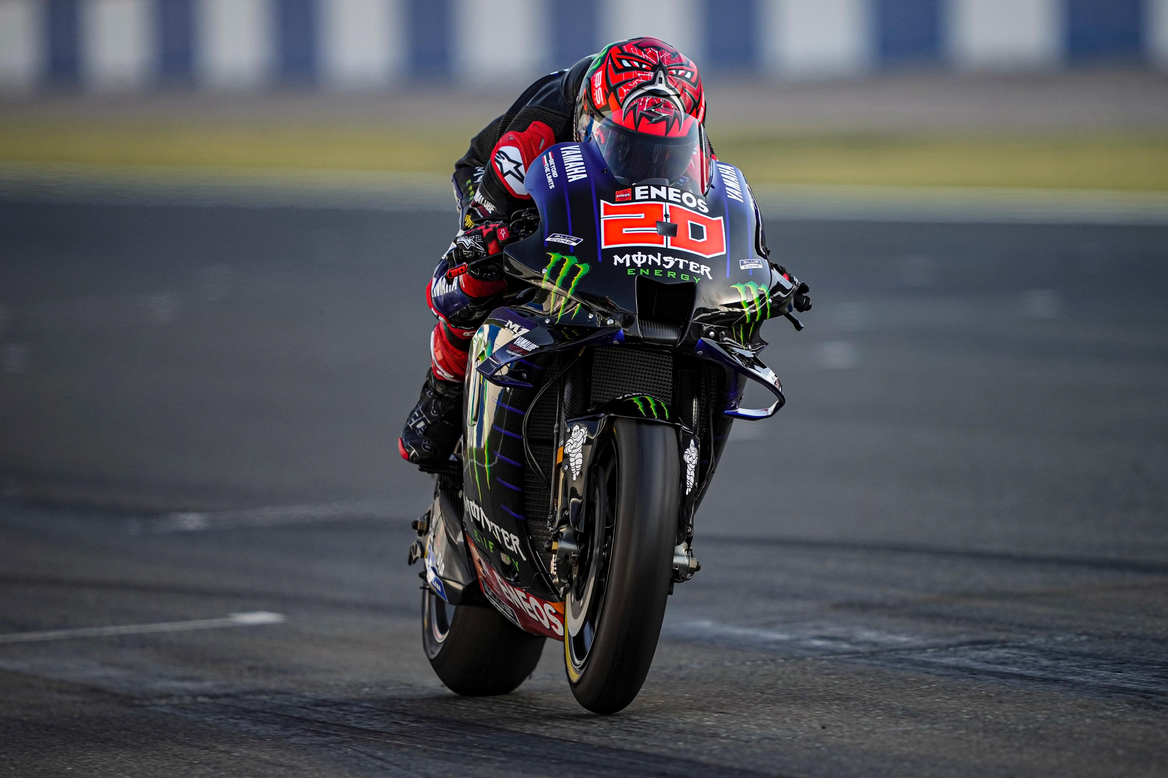 Fabio Quartararo - Piloti Yamaha