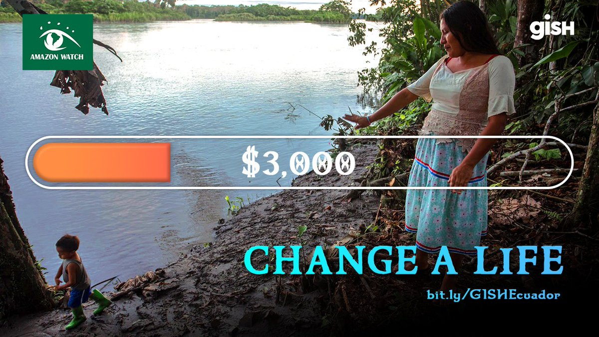 Go read this right now! Then, join us in supporting Indigenous people in their fight to reclaim their home after a massive oil spill: bit.ly/GISHEcuador