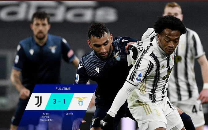 """#SerieA #SSN #bbcfootball #btsportfootball   If football matches were 45mins long then #Inzaghi would be right that """"#Lazio deserved something"""" 🤷♂️🤦♂️  Alas not the 57th to the 60th minute ruined any chance, 3mins of madness saw to that 🤯  #JuveLazio was a really good game!!!"""
