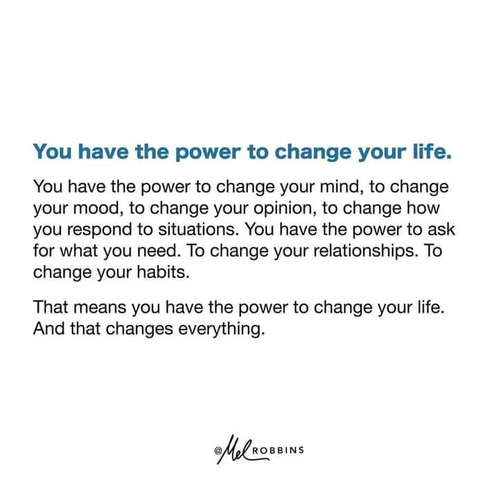 The thing is... you do! So go do it already 😘 #life #LifeGoesOn #MotivationalQuotes #sundayvibes #quoteoftheday #quotes #quote #ThinkBigSundayWithMarsha