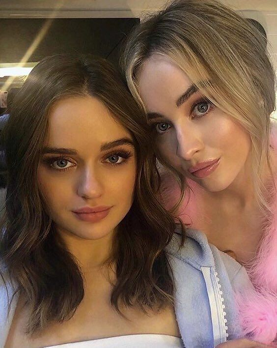 RT @bestfriendshipx: sabrina carpenter and joey king https://t.co/5Mk86dy4s0