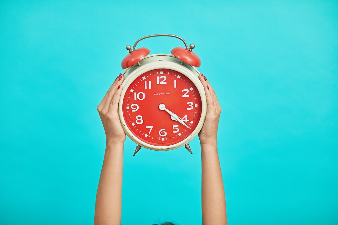 #Anxiety is like an alarm clock, learn how your #brain works with anxiety. ⏰  |  #growth #mindset #selfcare