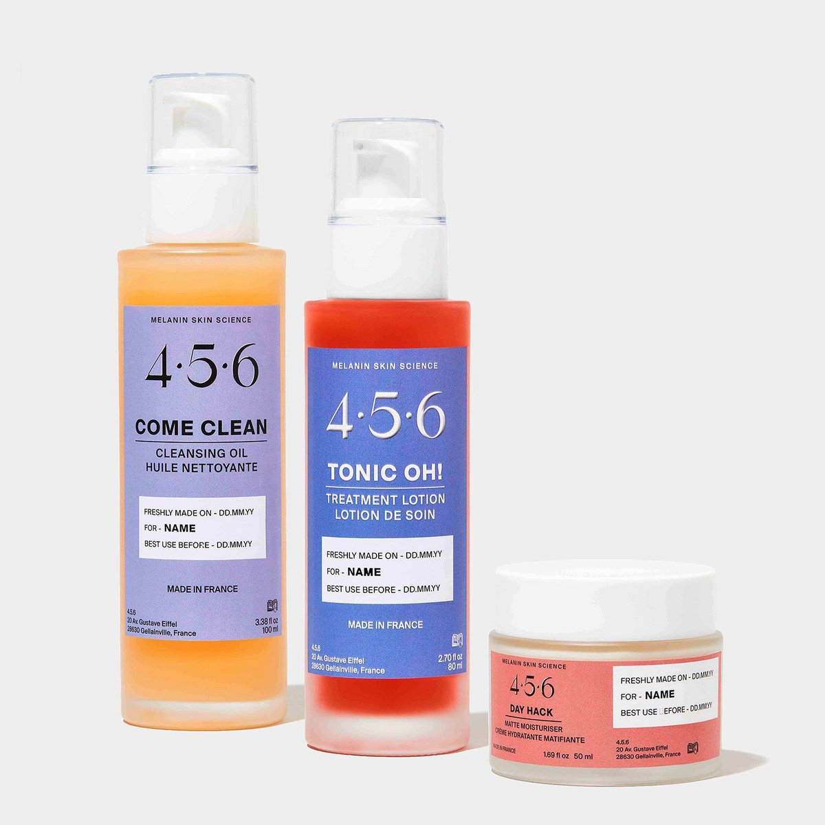 """""""Threeoverachievers to put the bounce back into dehydrated or dry skin: our iconic cleansing oil + best selling treatment Lotion + heavy duty moisturiser  """"  #selfcare  #cleanbeauty  #skincaretips  #blackisbeautiful"""
